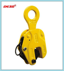 Steel Plate Vertical Lifting Clamp pictures & photos