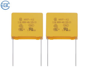 Interference Suppression Capacitor MKP-X2 300VAC