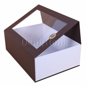 Superior Quality Rigid Cardboard Single Bottle Whisky/Wine Gift Box pictures & photos