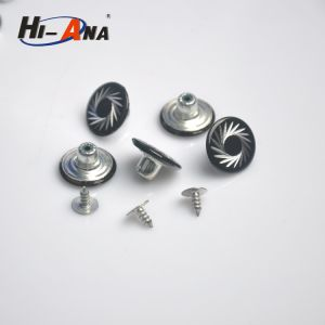 Globally Integrating Manufacturing Process Various Colors Jeans Button Parts pictures & photos