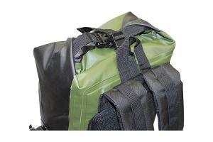 Xiamen Factory Custom 30L Green Waterproof Dry Bag Backpack pictures & photos