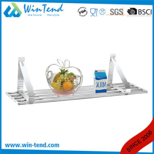 Stainless Steel Kitchen Wall Mounted Shelf for Hot Sale pictures & photos