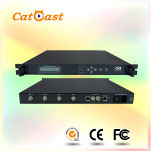 4 in 1 HD-SDI MPEG-4 Avc/H. 264 IPTV Encoder pictures & photos