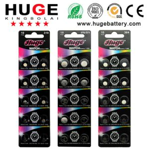 1.55V Silver Oxide Battery Watch Battery 371 Sr920 pictures & photos