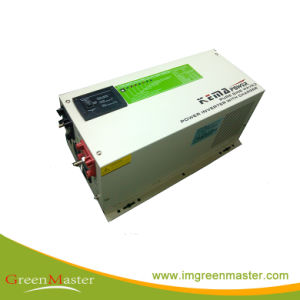 2 in 1 off Grid Hybrid off Grid Solar Inverter (G-PSW 1KW) pictures & photos