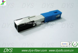 Sc/Upc FTTH Fiber Optic Quickly Assembly Connector pictures & photos
