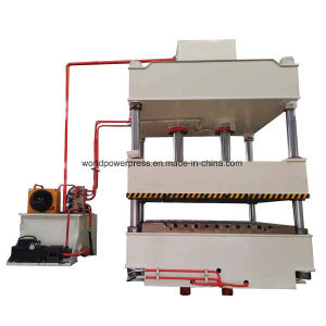 200 Ton 4 Column Sheet Metal Hydraulic Press Machine pictures & photos