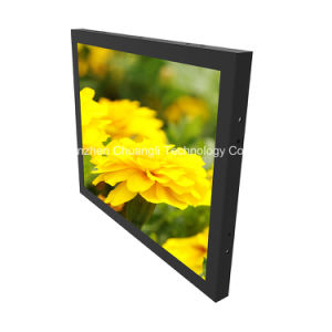 17 Inch HDMI LCD Support PC Systems Touch Screen Monitor pictures & photos