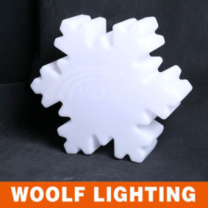 LED Christmas Snow Light Christmas Decoration Snowflake Light pictures & photos