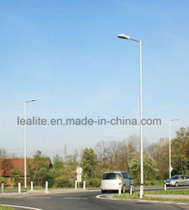 Road Lighting S355 Galvanized Steel Column pictures & photos
