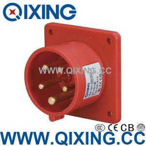 Economic Type Panel Mounted Plug Qx-815 pictures & photos