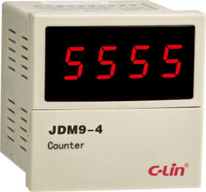 Digital Display Counting Relay (JDM9-4) pictures & photos