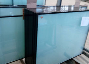 4-19mm Tempered Glass Fused Transparent Stained for Doors Window pictures & photos