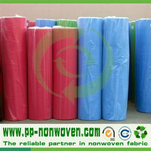 Supply PP Spunbond Cheap Nonwoven Rolls pictures & photos