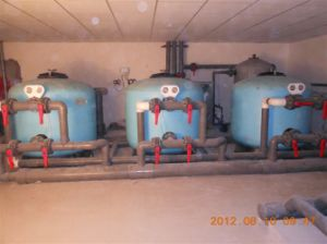 Wastewater Treatment Sand Filter pictures & photos