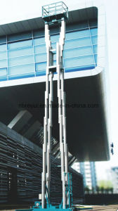 18-22m Mast Aerial Working Platform (Six Mast) pictures & photos