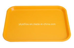 Plastic Food Service Tray for Restaurant and Hotel pictures & photos