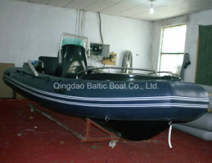Double Hull Fiber Glass Fishing Fiberglass Boat 580 pictures & photos