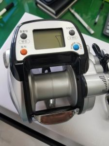 Korea Pure Hand Make Electric Fishing Reel pictures & photos