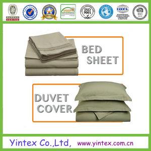 1200tc Soft Cotton Bed Sheet Set pictures & photos