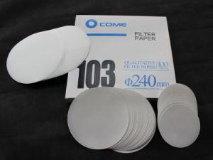 240mm Qualitative Filter Paper pictures & photos