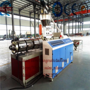 PVC Building Formwork Machine PVC Building Template Machine WPC PVC Foam Board Machine WPC PVC Template Foamed Extruder WPC PVC Construction Foam Extrusion Mac pictures & photos