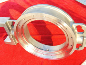 Highly-Processed Stainless Steel Part Machining with ISO 16949 Standard pictures & photos