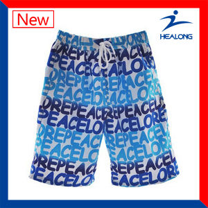 Healong Designer Dye Sublimation Beach Shorts pictures & photos