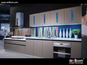 Ta New Lacquer Modern Kitchen Furniture Ce pictures & photos