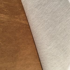 Nylon Flock Fabric with Oilproof Dustproof and Waterproof Afterfinish pictures & photos