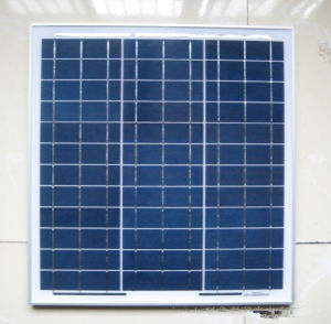 Poly 12V 60W Solar Panel for Street Light pictures & photos