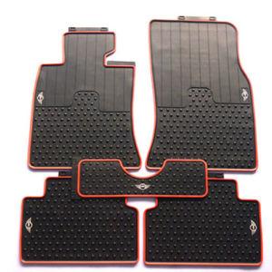 Car Rubber Floor Mat for Mini R55 (Bt 1654) pictures & photos