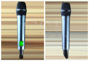 New UHF Ew100 G3 Wireless Handheld Microphone pictures & photos