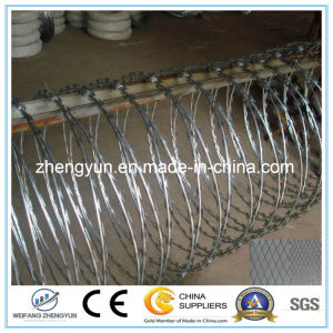 Hot Dipped Galvanized Fence/ Security Airport Fence pictures & photos