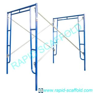 ANSI America Walkthrough Frame Scaffolding pictures & photos