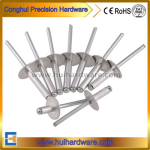 Open/Closed Type Aluminum Blind Rivet with Domed Head pictures & photos