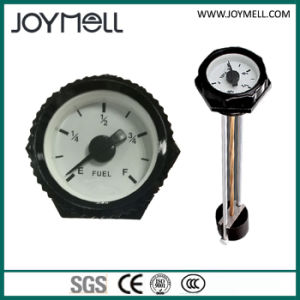 Mechanical Type Fuel Level Gauge 200mm for Generators pictures & photos