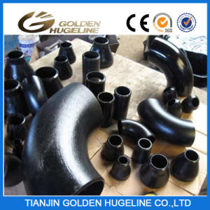 45 Degree Pipe Fittings Elbow (carbon steel /stainless steel) pictures & photos