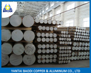 Aluminum Solid Bar, Aluminum Extrusion pictures & photos