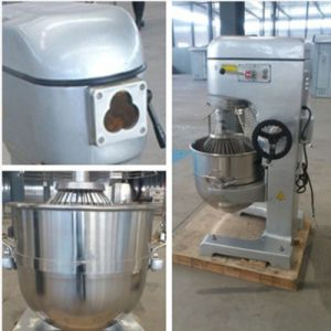 5L - 80L Three Motor Speed Spiral Planetary Mixer pictures & photos