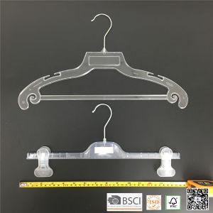 Simple Plastic Factory Clothes Top Hangers pictures & photos
