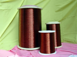 Qzy180polyester-Imide Copper Winding Wire/ Enameled Wire