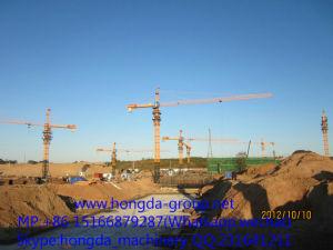 Topkit Tower Crane (3-25 ton) pictures & photos