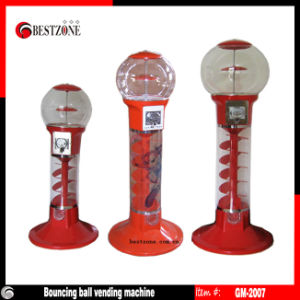 Toy Capsule, Bouncyball, Gumball Vending Machine (GM-2007) pictures & photos