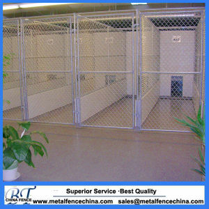 Welded Wire Dog Boarding Kennel Building pictures & photos