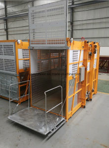 Two Doors Sc200/200 Engineering Equipment Hot Saled with Competitive Price