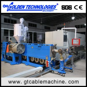Double-Layer Wire Cable Extrusion Line (90+45) pictures & photos