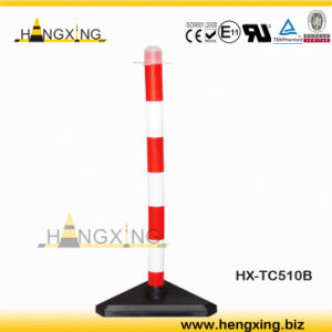 PVC Warning Column, Warning Post, Delineator (HX-WB510B)