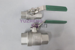 Stainless Steel DIN M3 Standard Ball Valve pictures & photos