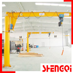 Electric Hoist Fixed-Column Pillar Jib Crane pictures & photos